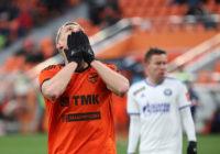 «Оренбург» впервые в истории РПЛ победил «Урал»