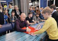 Футбольный Оренбург посмотрел премьеру про Льва Яшина