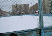 В Оренбурге хоккейные корты вызвали опасения у общественников