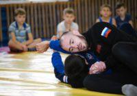 Роман Богатов провел мастер-класс в детской спортивной школе Новотроицка