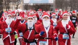 Бегом за добром! В Оренбурге пройдет первый благотворительный забег Дедов Морозов