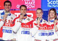 Мария Каменева стала чемпионкой Европы по плаванию