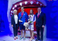 Мария Каменева получила «бронзовую акулу» международного турнира по плаванию
