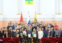 Родителей оренбургских спортсменов поблагодарили в мэрии