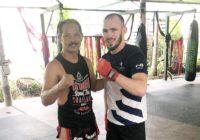 Роман Богатов набирает форму на тренировочном сборе в Таиланде