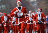 Деды Морозы на старт! В Оренбурге пройдет новогодний забег «Бегом за добром!»