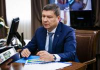 Владимир Кияев: Стадион «Газовик» расширят до 10 тысяч мест