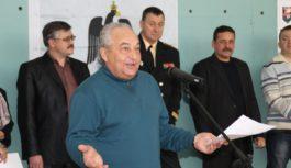 Футбольный тренер Сергей Арутюнян отметил 70-летний юбилей