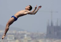 Сергей Назин представит Оренбуржье на Кубке России по прыжкам в воду