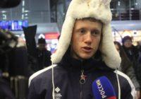 Илья Трегубов привез в Оренбург золото юношеской Олимпиады