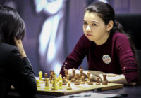 Рекордные 105 ходов: Александра Горячкина завершила вничью шестую партию матча за мировую шахматную корону