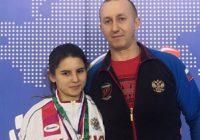 Диана Городчикова завоевала золото Первенства России по пауэрлифтингу