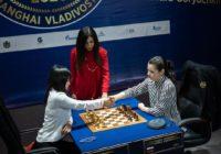 Александра Горячкина проиграла китаянке в решающем матче за мировую шахматную корону