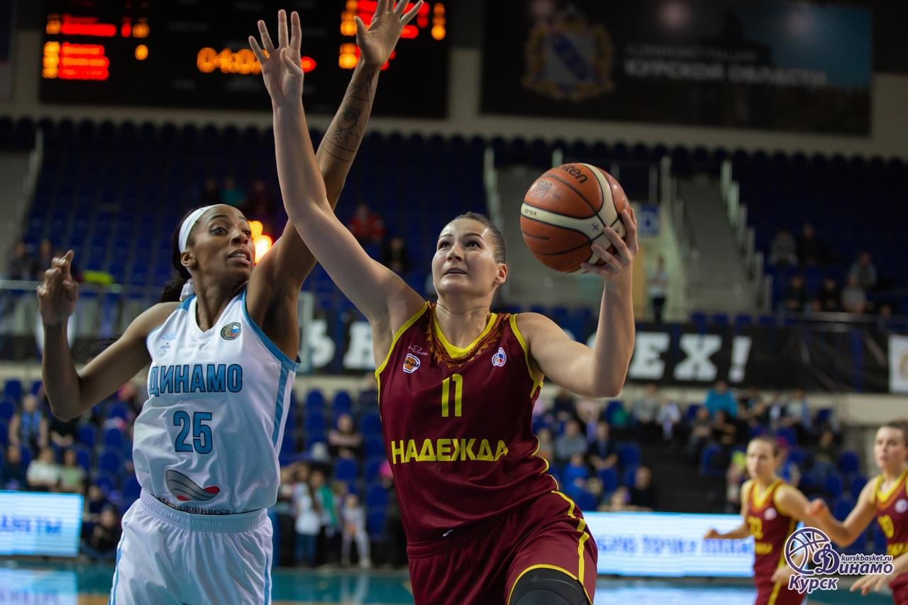 «Надежда» стартует в женской баскетбольной Евролиге в конце сентября