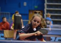 Оренбурженки стали лидерами женской Суперлиги по настольному теннису