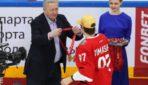 Нападающий «Сарматов» Иван Тимашев рассказал об участии в Кубке Вызова МХЛ