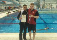 Сергей Назин завоевал серебро на Кубке России по прыжкам в воду