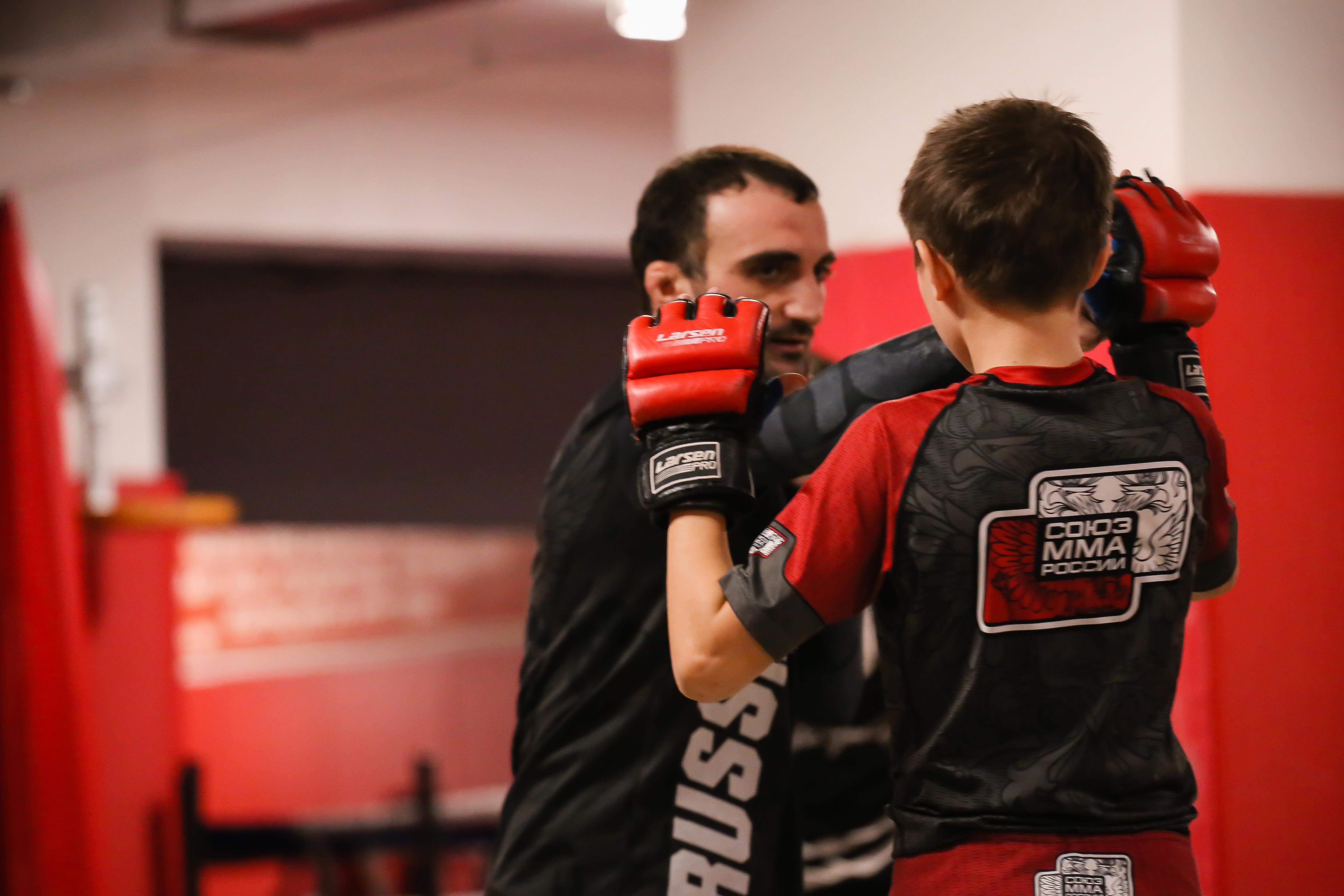 В «Бойце» откроется отделение детско-юношеской  спортивной школы по смешанным боевым единоборствам