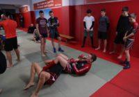 В «Бойце» открылось отделение детско-юношеской спортивной школы по ММА
