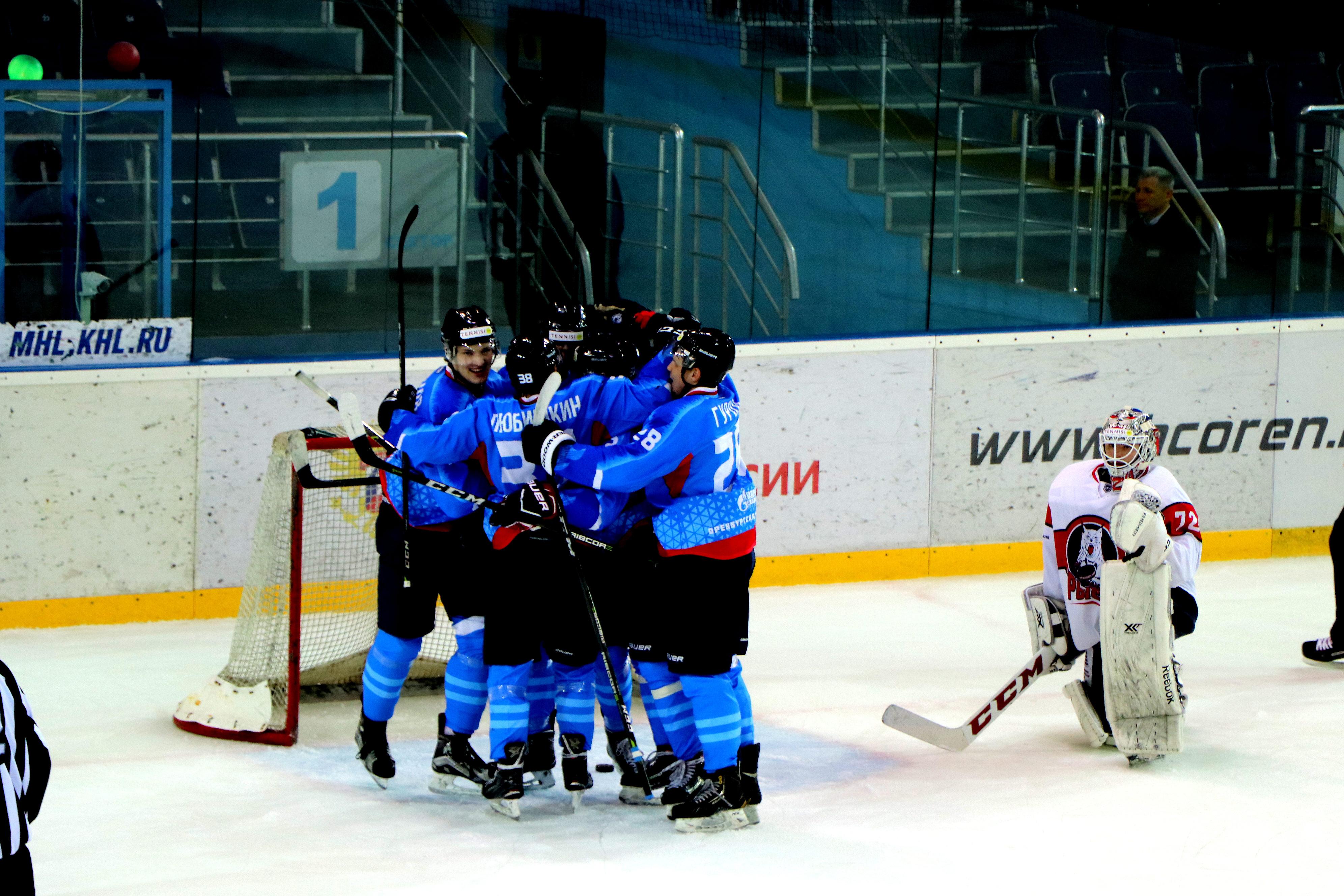 «Оренбург» потерпел досадное поражение на выезде