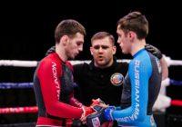 Чемпионат и Первенство Оренбургской области по MMA: лучшие моменты