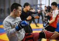 Сборная Оренбургской области по MMA готовится к чемпионату и первенству ПФО
