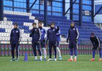 Игроки «Оренбурга» сдали тест на коронавирус