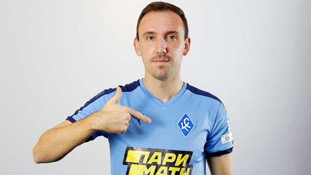 Денис Попович вернулся в РПЛ. Теперь он — футболист «Крыльев Советов»