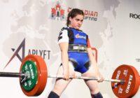 Дарья Ломацкая завоевала золото Чемпионата России по пауэрлифтингу
