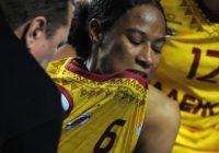 Защитник «Надежды» Ивона Тернер пропустит сезон из-за травмы