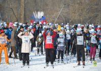 Лыжня России: в Оренбурге определили самых быстрых