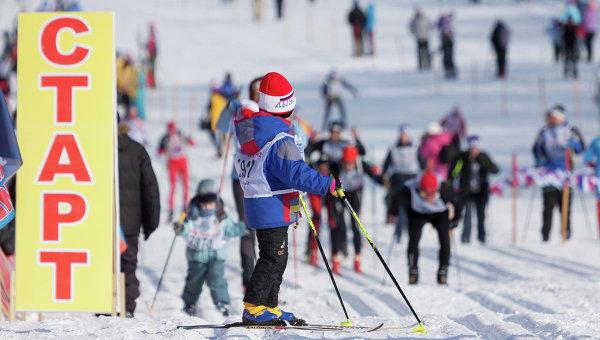 На старт «Лыжни России» выйдут десятки тысяч оренбуржцев