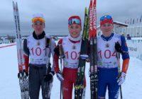 Лыжница Екатерина Евтягина взяла «бронзу» Первенства России