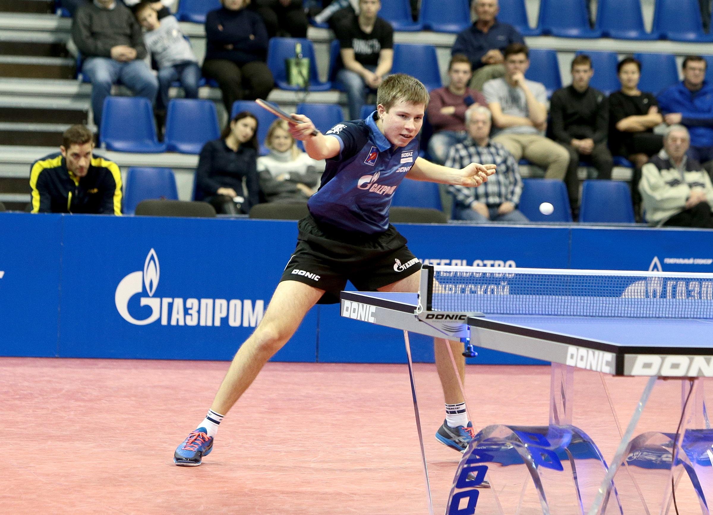 Одиннадцать оренбургских теннисистов получили путевку на Чемпионат России