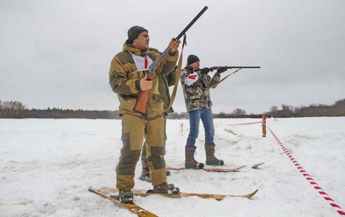 На лыжах с ружьями: в Оренбургском районе пройдёт охотничий биатлон