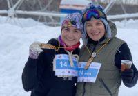 KUVA ICE PEAK: оренбуржцы забежали на вершину Торнатау