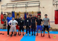 Оренбуржцы поборются за титулы Чемпионов России по боксу среди студентов