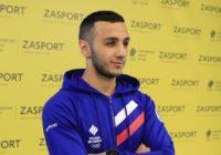 Габил Мамедов прибыл в Лондон на квалификацию Олимпиады