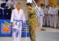 Оренбургские росгвардейцы привезли три медали с чемпионата ПФО по дзюдо