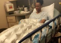 Защитника «Надежды» Ивону Тернер прооперировали после травмы
