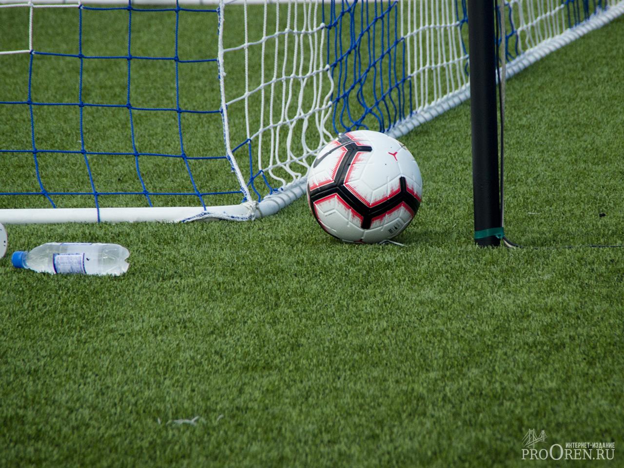 Футбольный клуб «Оренбург» проведет сборы в Австрии
