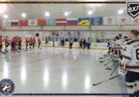 «Южный Урал» сыграл шоу-матч с медногорскими хоккеистами-любителями