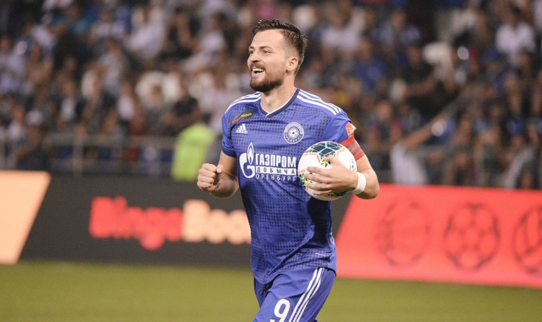 Гол Деспотовича «Ахмату» назвали лучшим в сезона