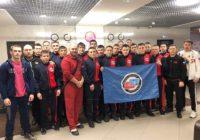 Оренбургская сборная по ММА возвращается из Пензы с наградами