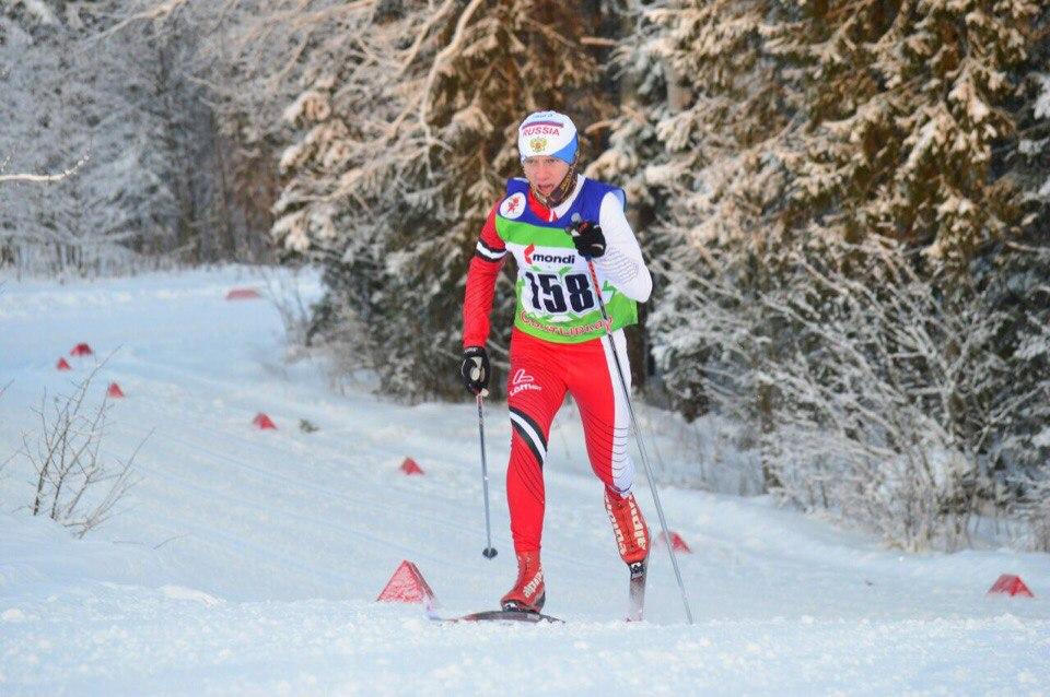 Оренбургсий лыжник Илья Трегубов получил звание мастера спорта