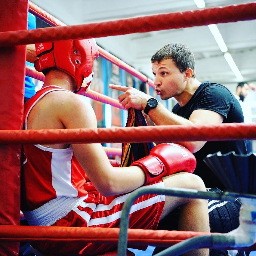 Месяц в самоизоляции: тренер Центра бокса в Оренбурге рассказал о тренировках