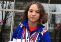 Орская пловчиха стала Мастером спорта международного класса