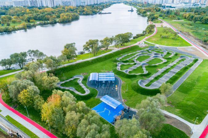 На набережной Урала в Оренбурге построят памп-трек