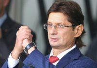 Совладелец ЛУКОЙЛа и «Спартака» Федун госпитализирован с коронавирусом