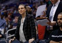 Бывший игрок «Надежды» Бекки Хэммон может возглавить клуб НБА «Нью-Йорк»